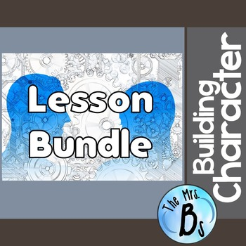 Building Character Lesson Bundle - Multiple Intelligences,