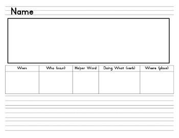 Building Complete Sentences