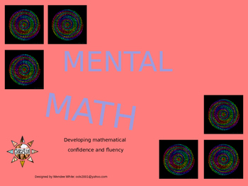 Building Confidence with Mathematical Thinking: Number Cal
