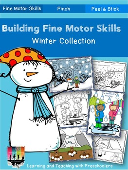 Building Fine Motor Skills Winter Collection