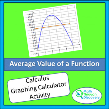 Average Value of a Function - An Exploration