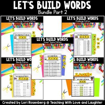 Building Words Bundle Part 2