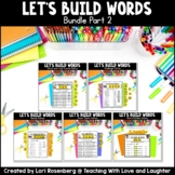 Building Words Bundle Part 2