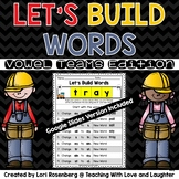 Building Words {Vowel Teams Edition}