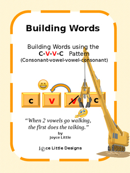 Building Words with C-V-V-C