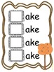 Building Words with Long 'a'