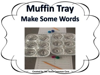Building Words with Short and Long Vowels Work Work Daily