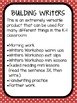 Building Writers: Differentiated Writing Warmup Strips (4
