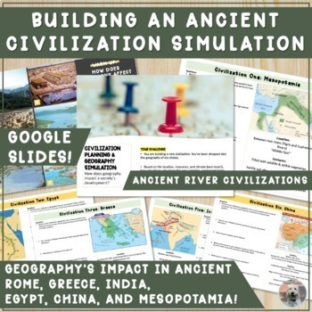 Building a Civilization: Geography Simulation