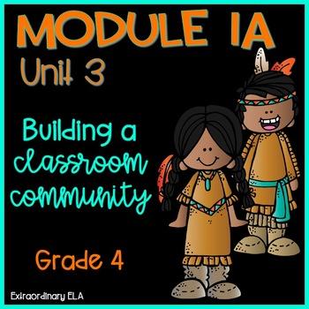 Grade 4 ELA Module 1A Student Workbook (Unit 3- Building C