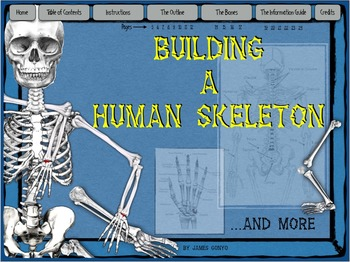 Building a Human Skeleton ... and more!