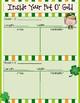 Building a Leprechaun Village- A St. Patrick's Day Themed