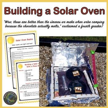 Building a Solar Oven - STEM Activity