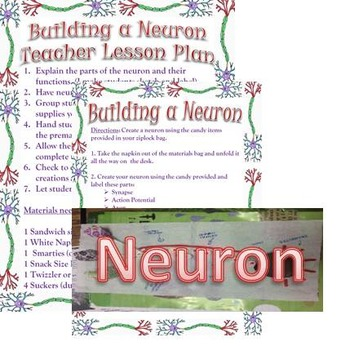 Building a candy neuron for psychology or science
