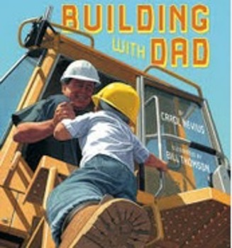 Building with Dad Amazing Words PPT