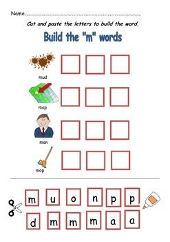 Word building fun