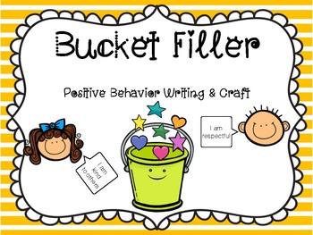 Buket Filler Student Activity and Craft