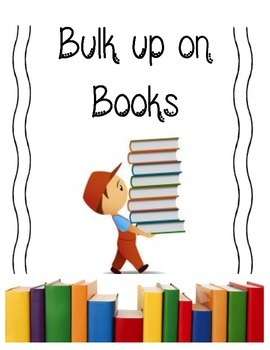 Bulk up on Books