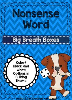Bulldog Nonsense Word Dice Game