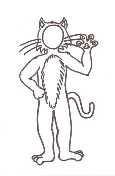 Bulletin Board Buddies - Cat Suit