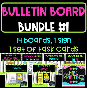Bulletin Board Bundle Special #1