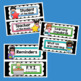 Bulletin Board Set LABELS with cute kids