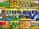 Bulletin Board MEGA Bundle - 10 Eye Catching Bulletin Boar