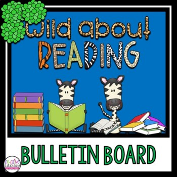 Bulletin board ~ animal print theme