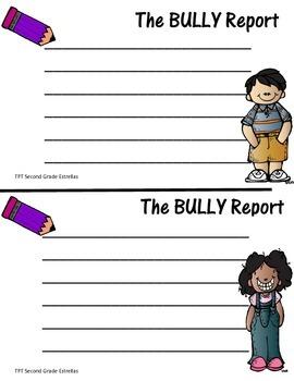 Bully Report