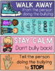 Bullying Prevention Bookmarks - Free!