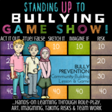 Prevent Bullying Lesson: Bully-Proof w/ Empathy & Self-Est