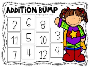 Bump - Addition Game