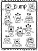 Bump Addition using Numerals and Number Words