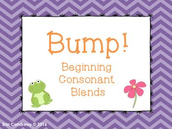 Bump! Consonant Blends Version