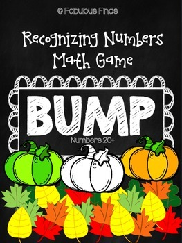 Bump Numbers 20-99