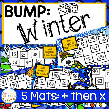 Bump: Winter (add two dice then multiply)