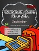 Bundle 1 - Common Core Crunch MATH September to December -