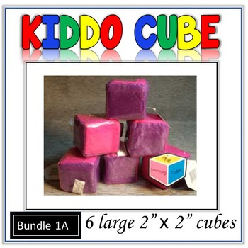Bundle #1A   Learning Cube