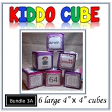 Bundle #3A   Learning Cube