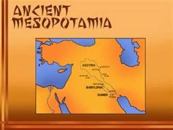 Bundle of 2 - Ancient Civilization- Mesopotamia - Unit Les