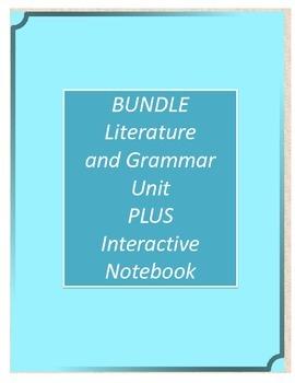 Bundle! Brian's Winter Literature and Grammar Unit AND Int