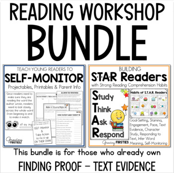 Bundle - Building STAR Readers & Teaching Readers to Self-Monitor