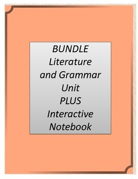 Bundle! Chasing Vermeer Literature and Grammar Unit AND In