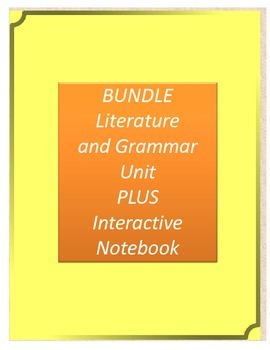 Bundle! Crispin: The Cross of Lead Literature Unit AND Int