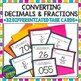 Bundle: Decimals Task Cards
