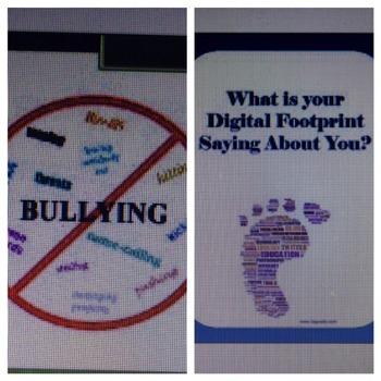 Bundle: Digital Safety/Digital Footprint and Anti Bullying