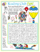 Bundle: Fairs and Festivals Two-Page Activity Set and Word