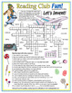Bundle: Inventions and Inventors Two-Page Activity Set and
