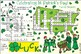 Bundle: Irish Coming to America Two-Page Activity Set and