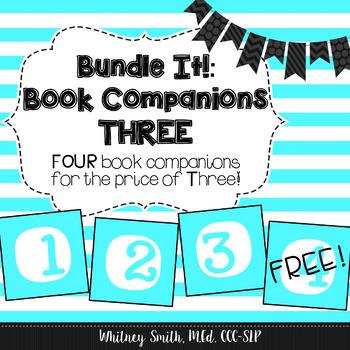 Bundle It! Book Companions: THREE